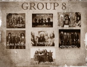 GROUP 8 SEPIA