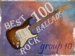 rock ballads 6 group 10