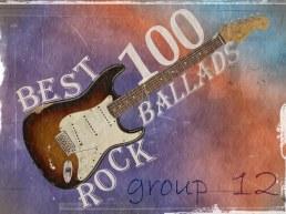 rock ballads 6 group 12
