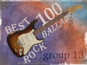 rock ballads 6 group 13