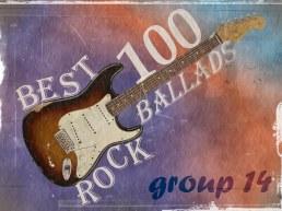rock ballads 6 group 14