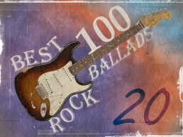 rock ballads 6 group 20
