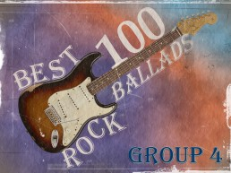 rock ballads 6 GROUP 4
