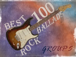 rock ballads 6 group 5