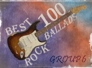 rock ballads 6 group 6