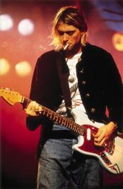 Kurt+Cobain
