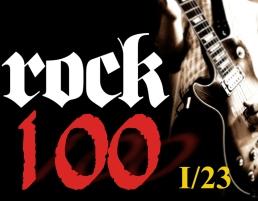 rock 100 23