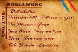 romanesc 39