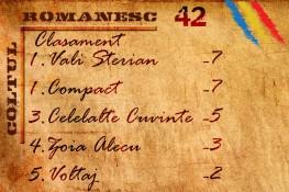 romanesc 42