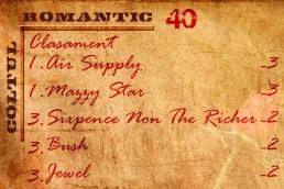romantic 40