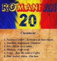 Romanian 20 clasament